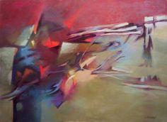 Tidal Flows   Jean Dalton pastel