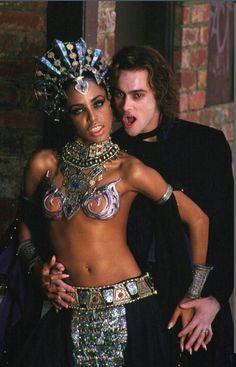 Aaliyah & Stuart Townsend