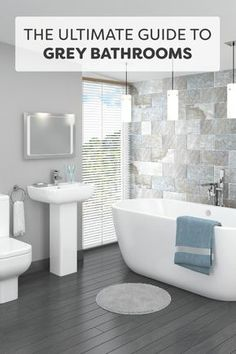 Bathroom Interior Grey Small Bathroom Ideas Astounding Gray Gray Bathroom Colors Full Size Of Bathroom Bathroom Ideas Grey Grey Small Bathroom Ideas Astounding Gray Bathroom Wall Colors With Gray Tile Gray Bathroom Walls, Bathroom Wall Colors, White Bathroom Tiles, Bathroom Layout, Bathroom Interior, Master Bathroom, Bathroom Designs, Gray And White Bathroom Ideas, Vanity Bathroom