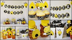 Mother to Bee Baby Shower Party