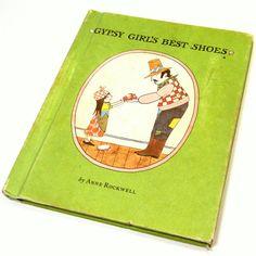 Gypsy Girl's Best Shoes, Anne Rockwell