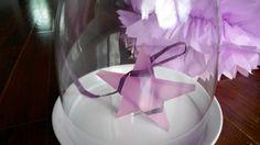 Taufgeschenk || Glücksstern  ||  Schutzengel von PAULSBECK Buchstaben, Dekoration & Geschenke auf DaWanda.com