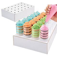 Wilton Push Up Cakepops Ständer, für 24 Pushup Cake Pops - 8,90