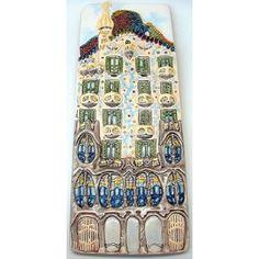 Relieve de la Casa Batlló #Souvenir #barcelona #beautiful
