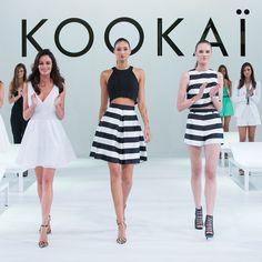 runway fashion summer 2015 | See Every Highlight From Kookai's Spring Summer 2014/2015 Runway Show