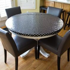 Round Kitchen Table Covers