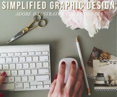 Learn how to design graphics using Adobe Illustrator. Great class for beginners!