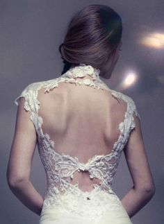 Backless Wedding Gowns