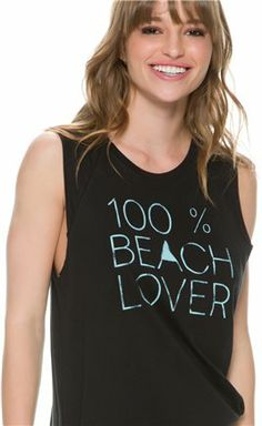 Beach lover muscle tank by Billabong http://www.swell.com/Womens-Tanks/BILLABONG-BEACH-AND-LOVE-MUSCLE-TANK?cs=BL