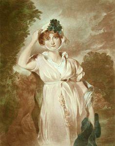 Lady with Bonnet