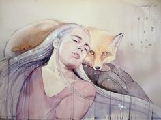 Old fox by kimberly80 on DeviantArt