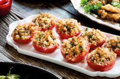 Gratinerade tomater