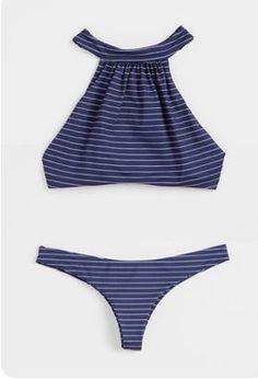 Bikini y crotop
