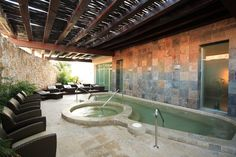 One of my favorite places in the world!!! Grand Luxxe Spa at the Riviera Maya!!