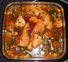 Guamanian Chicken is one of my favorite Guamanian recipes for cooking on the grill. Guam Recipes, Gourmet Recipes, Asian Recipes, Cooking Recipes, Diet Recipes, Finadene Sauce Recipe, Chamorro Recipes, Chamorro Food, One Pot Dinners