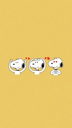 Collection of recommended mobile phone wallpapers Cute Disney Wallpaper, Kawaii Wallpaper, Cute Cartoon Wallpapers, Wallpaper Iphone Cute, Mobile Wallpaper, Snoopy Love, Charlie Brown And Snoopy, Wallpaper Bonitos, Snoopy Wallpaper