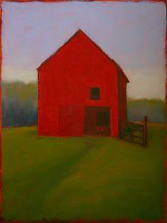 Tracy Helgeson - Pretty Red Barn