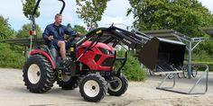 Yanmar SA 424 4WD traktor