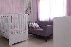 Quarto infantil para uma menina linda e meiga. As candy colors deram charme ao projeto.