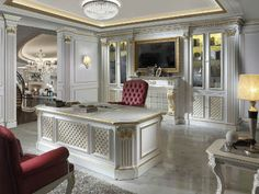 The VENICE home-office by PICÓ MUEBLES