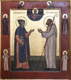 Benedictus en Bernardus