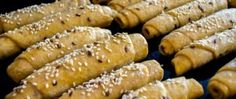Recept Domácí voňavé rohlíky 20 Min, Sausage, Pizza, Food And Drink, Homemade, Baking, Vegetables, Hot, Ethnic Recipes