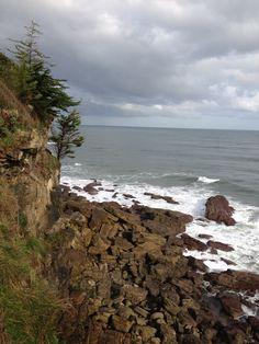 Magnífica la costa de #Asturias.  Paisaje descubierto gracias a #RutasPorElParaiso, visita guiada con #Trekkapp