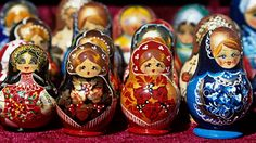 russian arts and crafts Russian Art