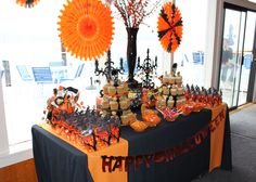 halloween themed baby shower halloween themed baby shower by jayne