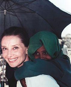 1988 Ethiopia © UNICEF. I knew I likes Audery!
