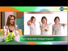 Fizionomie si Limbajul Trupului cu Suada - Neata Buna - LookTV - YouTube