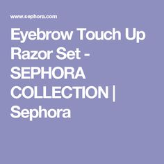 a1be371c58c0a The perfect touch-up tool for expertly groomed eyebrows