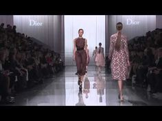 Christian Dior Fall Winter 2012
