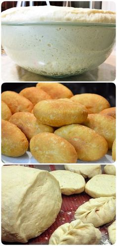 Amazing dough for fried pies or whites – pastry types Fried Pies, Good Food, Yummy Food, Russian Recipes, Food Cravings, Baking Recipes, Food To Make, Bakery, Easy Meals