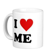 I Love Me Heart Mug