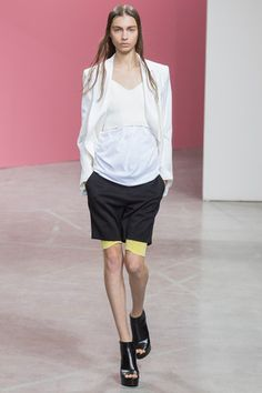 Theyskens' Theory Spring 2014 Ready-to-Wear Collection Slideshow on Style.com
