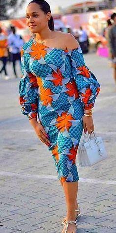 beautiful tall ladies ankara gown styles for women #ankara #ankarastyles #asoebi #asoebibella #africanprint #africanfashion