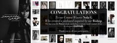 CONGRATULATIONS to our #ImmortalGame Grand Prize Winner Nola from CANADA! You can follow her on Pinterest here http://pinterest.com/nolasmiles/