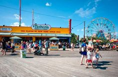 Boardwalk/fodors.com: Fresh seafood, kitschy shops, and deep-fried Oreos are just a few of the things you