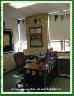 ladybug photo schoolgirl style classroom decor2