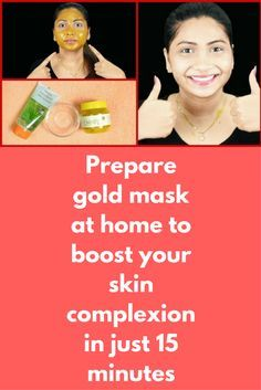 Prepare gold mask at home to boost your skin complexion in just 15 minutes This is an easy peel off mask that you can prepare anytime at home and that also without gelatin. For this peel off mask you will need Peel off mask, you can use any brand from himalaya or Everyouth Turmeric powder Aloe vera gel What to do: In a bowl take half spoon aloe vera …