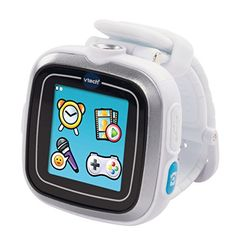 Top electronics toy for 2014 is the VTech Kidizoom Smart Watch pictured here in white.  This is an amazing, multi-functional toy that is a camera watch with videoplayer, alarm clock, electronics game toy, and 50 plus digital and analog watch faces.  This is a Must Have on your Christmas shopping list!  #bestvtechkidizoomsmartwatchreviews2014 #bestvtechkidssmartwatchreviews2014 $59