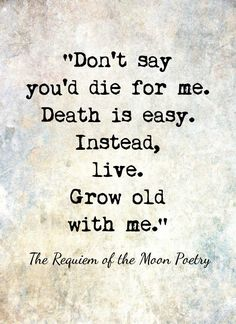 The Requiem of the Moon Poetry