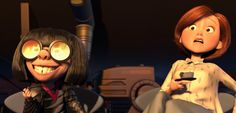 Edna - Coco Chanel meets Yoda