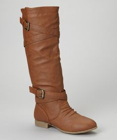 Take a look at this Tan Coco 61 Boot on zulily today!