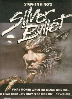 Werewolf movies to watch during a full moon. We check out the best werewolf movies. Horror Movie Posters, Movie Poster Art, Film Posters, Best Werewolf Movies, Scary Movies, Awesome Movies, Stephen King Movies, Scarred For Life, The Good Witch