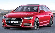 Audi A6 Avant (2018): Neue Informationen (Update)