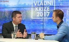 Šéf Sněmovny Hamáček připustil konec koaliční smlouvy: Je to jedna z cest