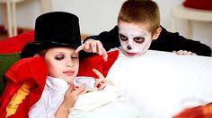 Costume d'Halloween (enfant) fait maison: idées et inspirations