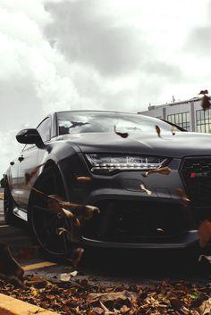artoftheautomobile: #Audi #RS7  viaMC Customs - AMAZINGCARS